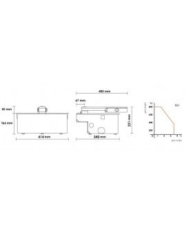 FU103 - Podzemní box, nerez